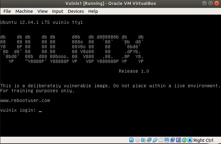 Vulnix walkthrough which bolstered my RHCSA knowledge